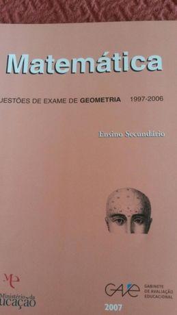Questões exame geometria - matemática