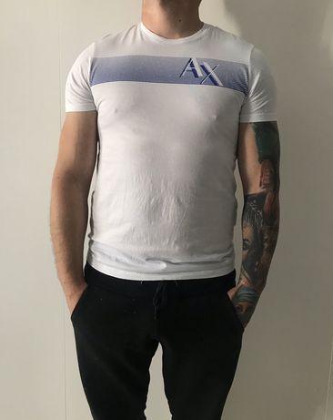 ARMANI EXCHANGE męski t-shirt M slim fit