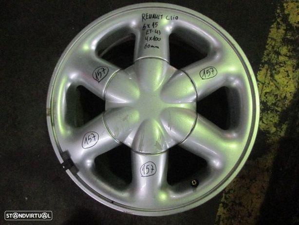 Jante Solta RENAULT CLIO JANT157 RENAULT / CLIO / ET43 / 6X15 / 4X100 / 60MM /