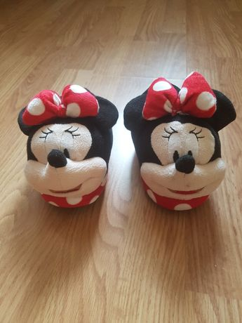 Тапочки домашние Disney Minnie mouse (тапки, топики)