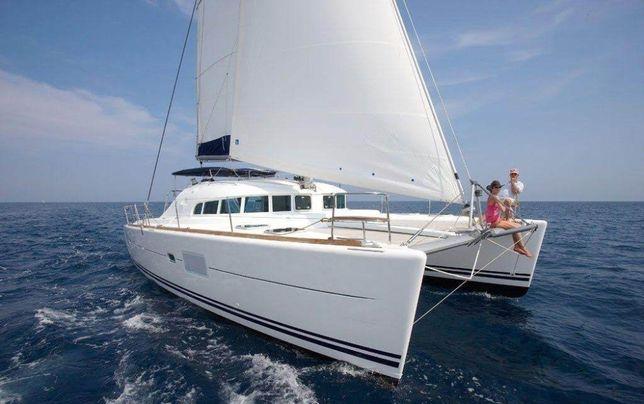 Аренда парусных яхт от капитана по лучшей цене. Лучший отдых с нами!