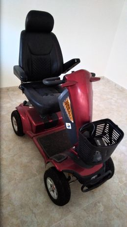 Scooter Stannah sport