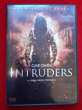 INTRUDERs film dvd