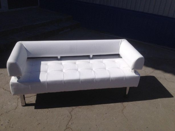 Офисный диван - White цвет