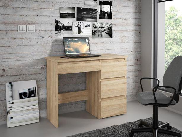 ALFA3 biurko z szufladami / Biurko szkolne / Modne kolory DOWÓZ GRATIS
