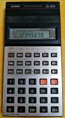 Calculadora CASIO fx-82B vintage (1987)