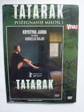 Tatarak, pożegnanie miłości. Film Wajda, Janda, nowy w folii DVD