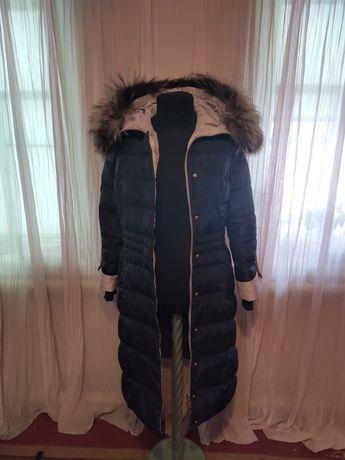 Пуховик зимний, пальто