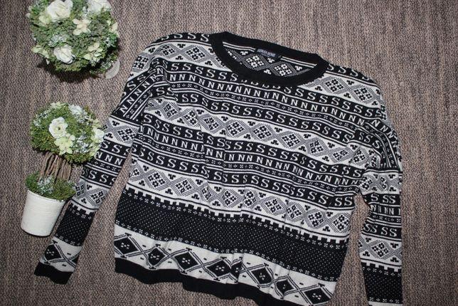 Мягусенький свитер oversize от Huwan Home