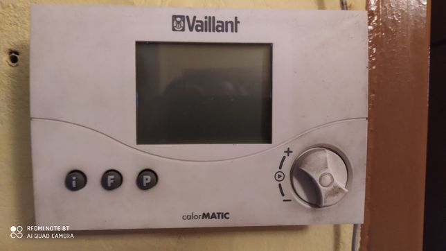 Sterownik centralnego Vaillant Color Matic