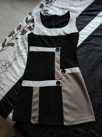 Zara ,orsey spodnie,sukienki xs/s