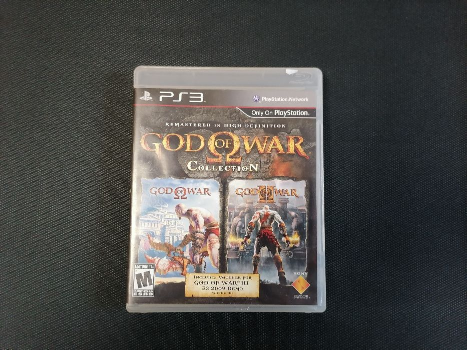 God of War Collection PlayStation 3 Świętochłowice - image 1