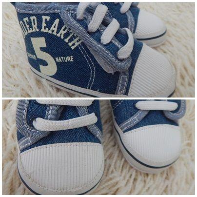 Buciki buty tenisówki niechodki