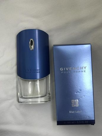Givenchy Pour Homme Blue Label 100ml (Живанши Блю) Мужские духи. 1+1=3