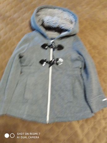 Детское пальто для девочки