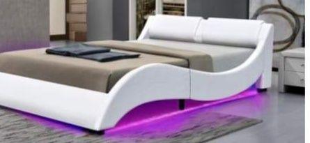 Nowe łóżko sypialniane