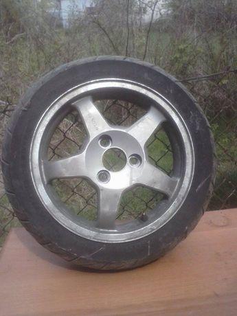 suzuki burgman 400 k3 k4 k5 tył koło