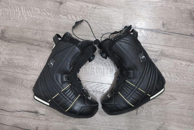 Buty snowboardowe HEAD Zora BOA roz.38 wkładka 24cm