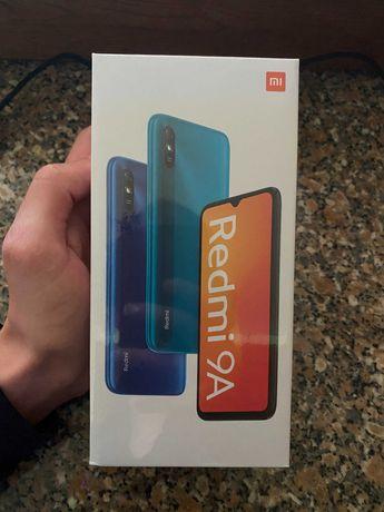 Xiaomi Redmi 9A 2GB/32GB ainda selado!