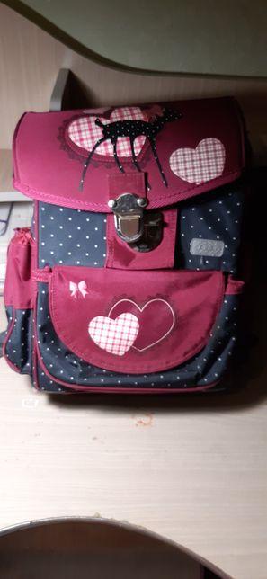 Рюкзак школьный, детский рюкзак, рюкзак для девочки, рюкзак, Zibi,