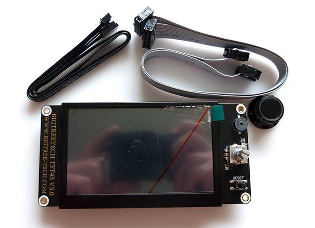 Дисплей BIGTREETECH TFT43 V3.0 экран екран для 3D принтера