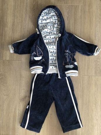 Детский спортивный костюм 74р