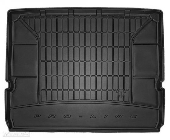 Tapete para mala em borracha Ford S-Max 5L 2006 a 2015   Mitrosport