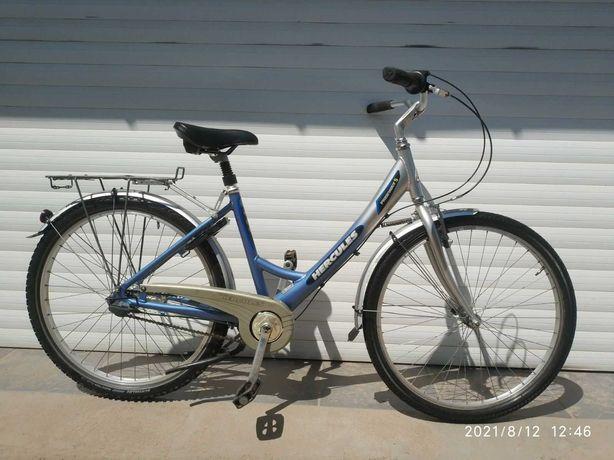 велосипед дорожный алюминий 26 ПЛАНЕТАРКА SRAM 5 скоростей Германия