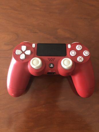 COMANDO PS4 - vermelho ou preto