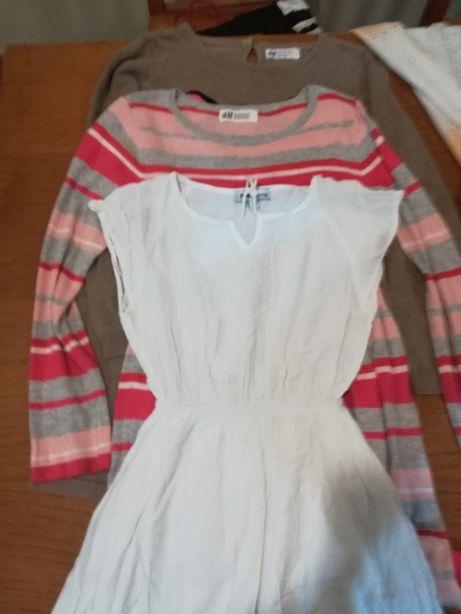 3 vestidos da h&m