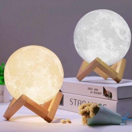 Ночник Луна Moon lamp 13 см не плохой подарок к 8 марта