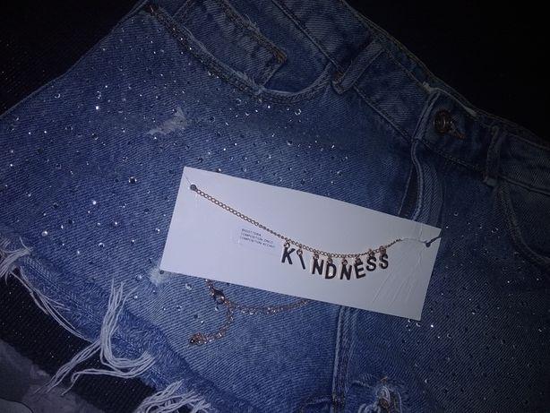 Zara  шорти джинс 11-12 років дівчинка + подарунок H&M підвіска