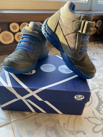 Ботинки geox 27 размер