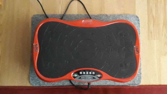 Platforma wibracyjna Sky Vibration Plate Ultrathin Body Slimmer SVP01