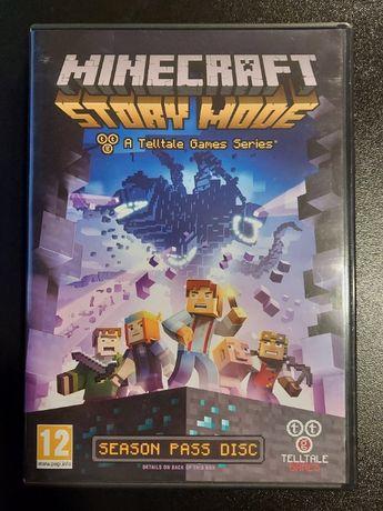 Gra Minecraft Story Mode