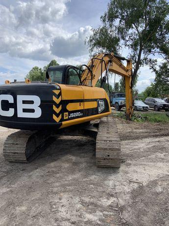Продам jcb cx220
