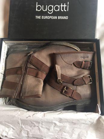 Bugati, boty damskie
