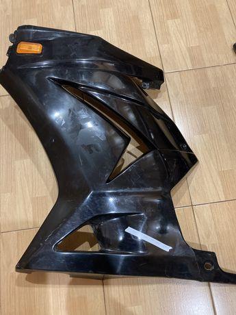 Пластик (обвес) на Kawasaki ninja 250 (2008-2012г)