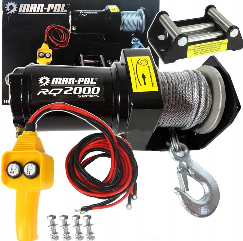 Wyciągarka akumulatorowa RQ-2000 MAR-POL