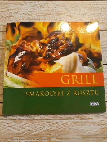 Grill- smakołyki z rusztu. Hanna Grykałowska