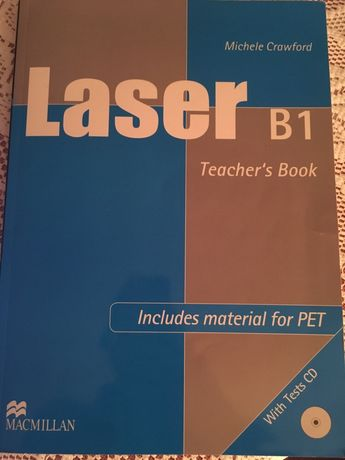 Laser B1 teacher's book
