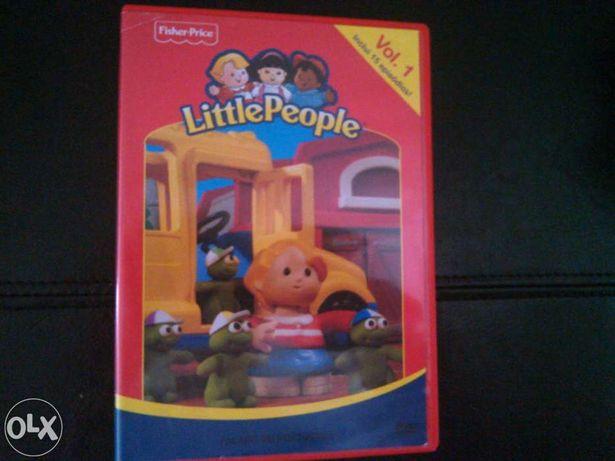 DVD Little People