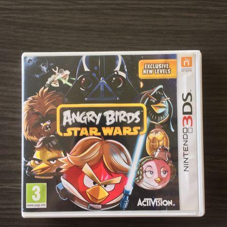 Jogo Angry Birds Star Wars Nintendo 3DS