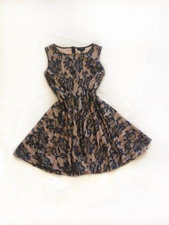 Платье ax paris, кружево, большой размер 54, 52, 56, 2xl-3xl-4x