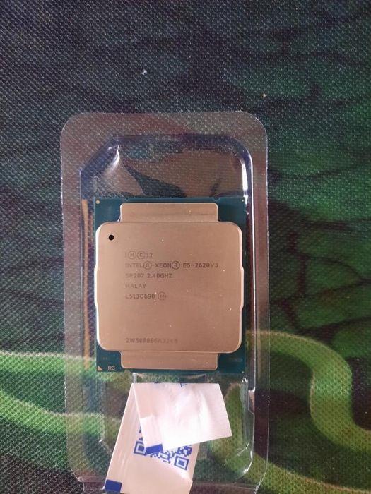Процессор Intel Xeon E5-2620v3 Киев - изображение 1