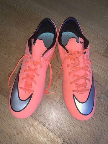 Оригинал Nike Mercurial бутсы футбольные 40