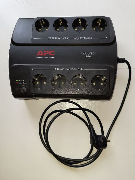 Источник бесперебойного питания (ИБП) APC Back-UPS ES 400VA