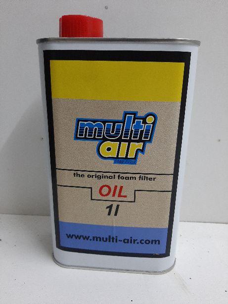 Olej do nasączania filtrów powietrza Multi Air Filter Fluid 1 l mx
