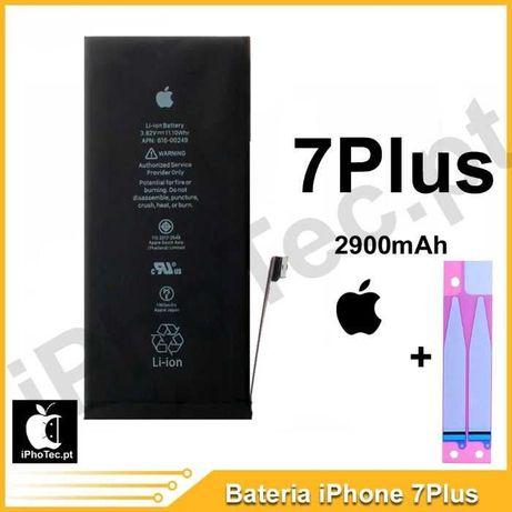 Bateria iPhone 7 Plus Original Oferta Kit chaves e Adesivo