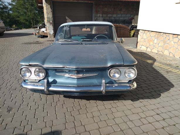 Chavriolet Corvair